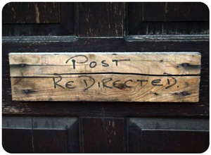 Post Redirecionado