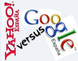Yahoo vs. Google
